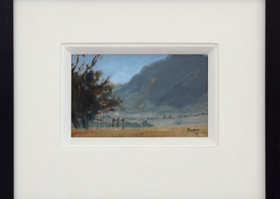 Niël Jonker - Ezdjacht Werfrand - 325x390(fr) Oil on Board R3000
