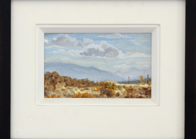 Niël Jonker - Landscape - 290x350(fr) Oil on Board R2800
