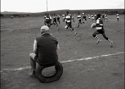 Roger Young, The Coach, photograph, 550 x 430mm, R8700 (f), R7100 (uf)