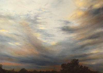 Janet Dirksen - Ozone - 750x1000 Oil on Canvas R8400