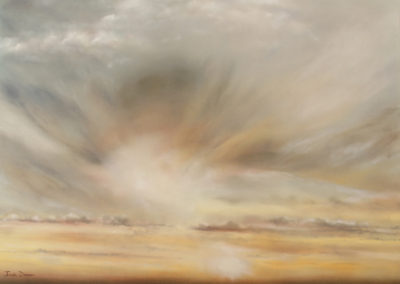 Janet Dirksen - Radiant - 750x1000 Oil on Canvas R8400