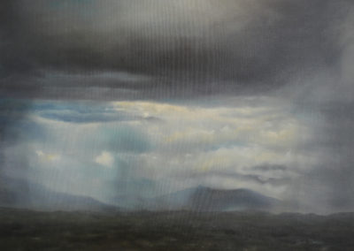Janet Dirksen - Skylight - 750x1000 Oil on Canvas R8400